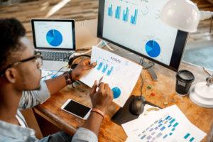 Etudes Quantitatives du marché